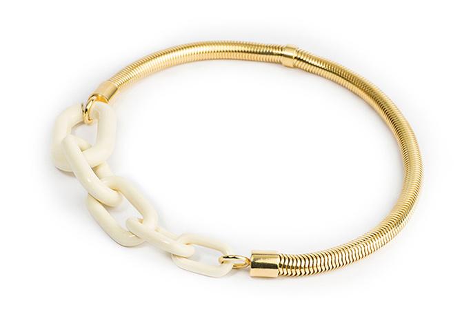 Doo Jewellery Glieder-Kette gold