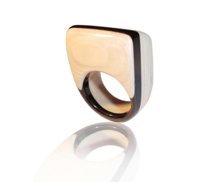 Papier Ring von Paschimi