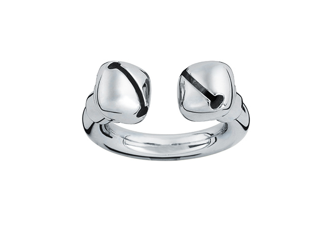 Ina Beissner Adeline Ring aus Silber
