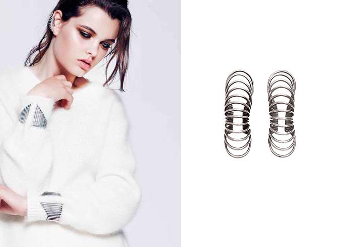 Earcuff / Ohrring von Ninna York Jewellery Kopenhagen