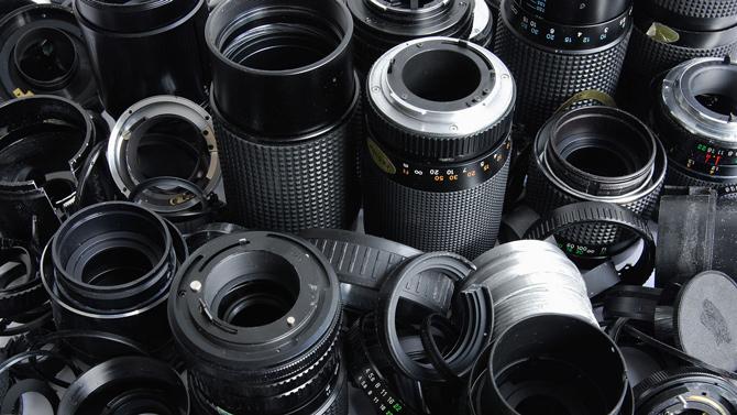 Jiro Kamata Kameraobjektive