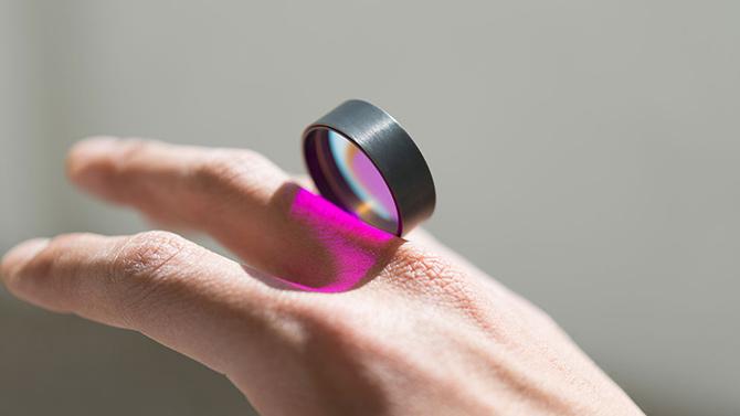 Jiro Kamatas Bi-Color Ringe