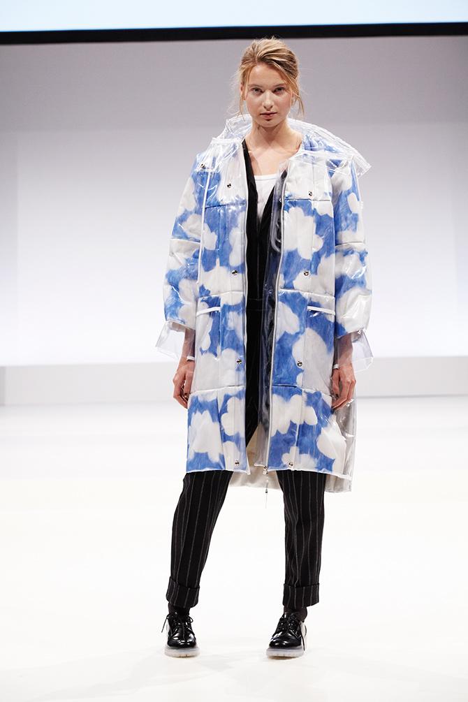 Audi Fashion Award 2014 Ann-Sopie Hofmann