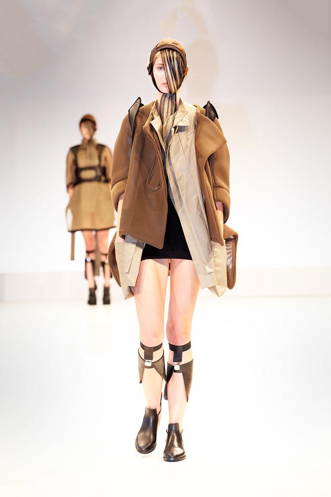 Audi Fashion Award 2014 Hayk Gabrielyan