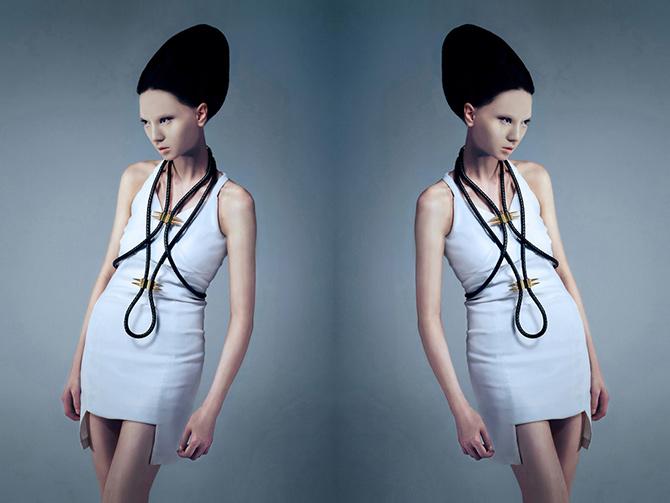 Mandy Wu Leder-Ketten