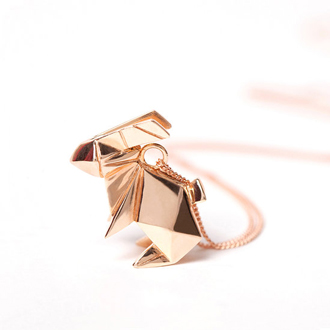 Origami Jewellery Schmuck Hase