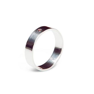 Minimalistischer schmaler Ring von Trine Tuxen