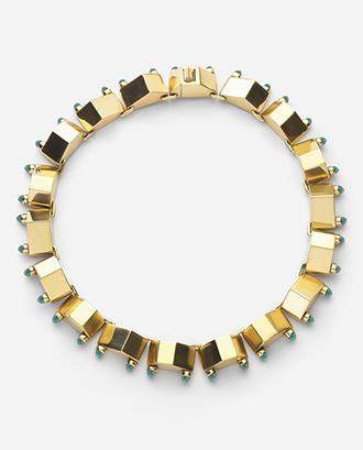 Halskette von W.BRITT gold