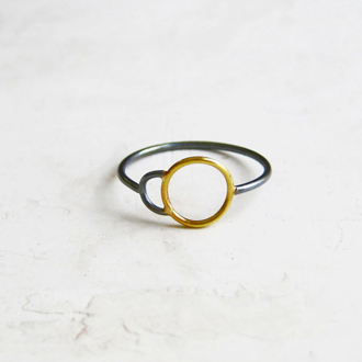 Ring von Meander Works, San Diego