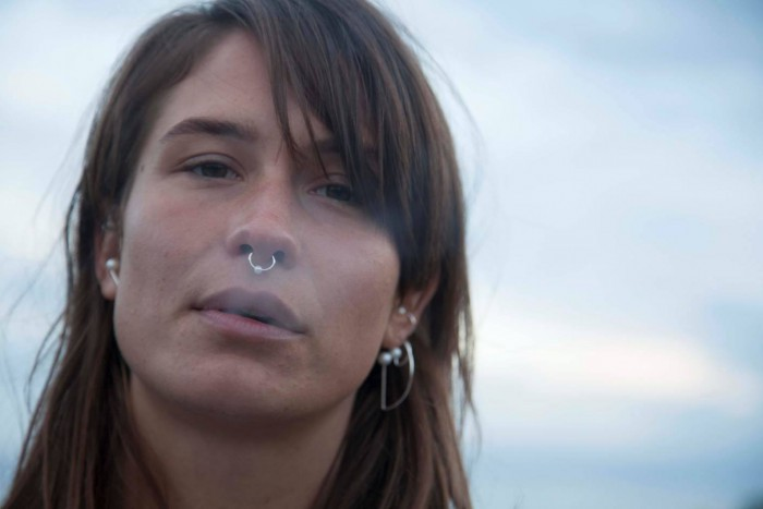 Vibe-Harsløf-earring