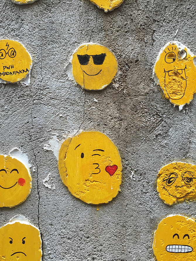 Streetart in Spanien Tarragona