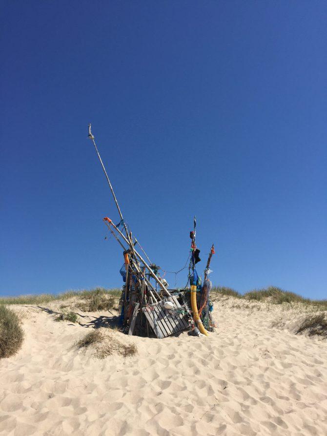 Strandhütte Sylt